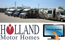 Holland Motor Homes