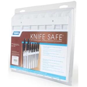 Camco Knife Safe 43581 White