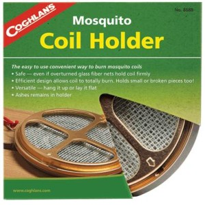 8688 Coghlans Mosquito coil holder