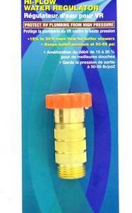 Hi-Flow Water Regulator A01-1122VP